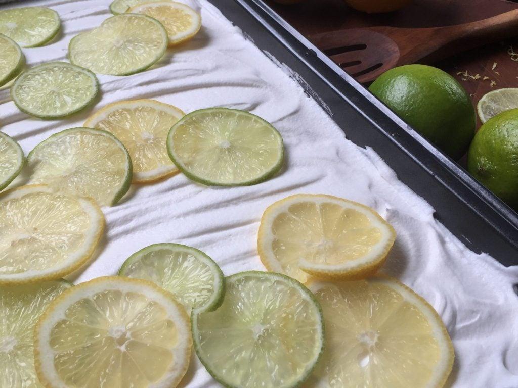 Lemon Lime 2 ingredient cake recipe