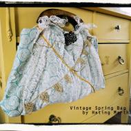 Vintagey Spring Bag