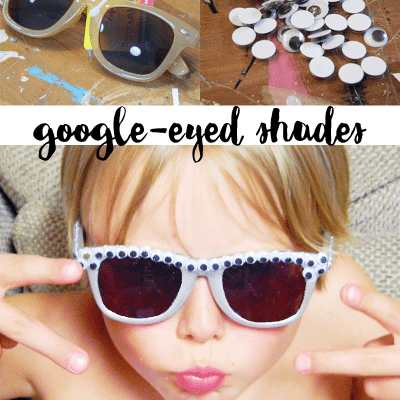 Google Eye Shades