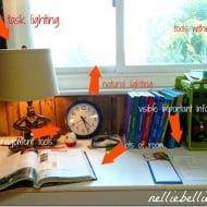 the anatomy of a great homework zone!