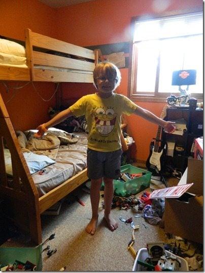 Bedroom Set Kid