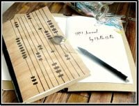 Simple steps to make your own journals