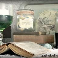 Simple steps to make specimen jars