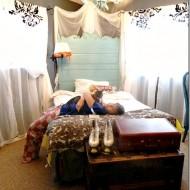 Before/After: teen's bedroom