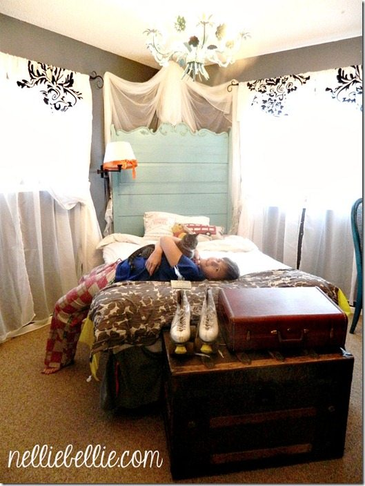 NellieBellie: teen vintage bedroom