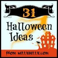31 fun Halloween ideas from NellieBellie