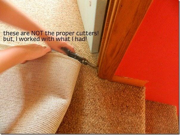 how to install cheap flooring: diy lath floor tutorial.