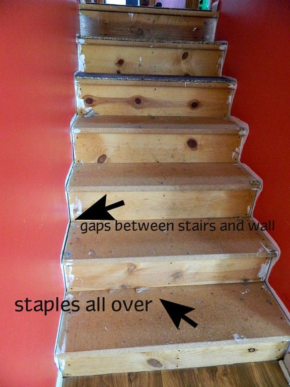 attic man cave ideas - Cheap flooring idea lath floor tutorial