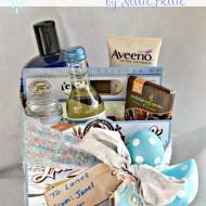 Quick & Easy bubble bath giftset