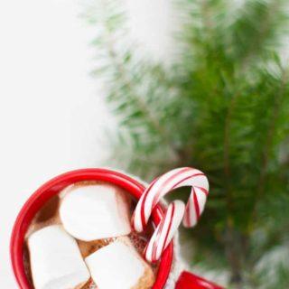 simple homemade hot chocolate recipe