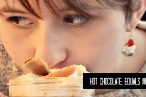 Hot Chocolate, a simple and basic homemade hot chocolate recipe.