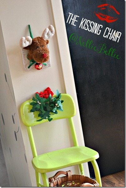 This  Rudolph the Reindeer mount tutorial is a great project to create something special for your wall at the holidays.  Just be sure you don't have any little ones around who think you're killing Christmas!