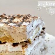 Lazy Baker's Tiramisu (using Twinkie substitutes)