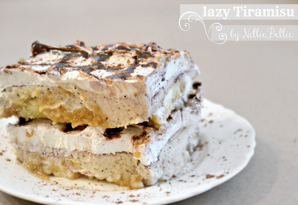 Lazy Baker's Tiramisu (using Twinkie substitutes)