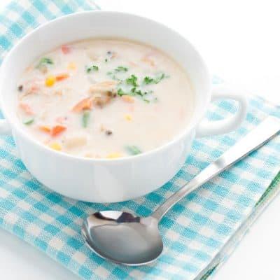 easy Clam Chowder Recipe