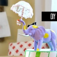 Circus Elephant Collectible