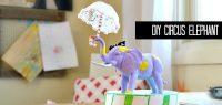 Circus Elephant Collectible