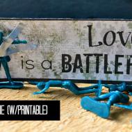 How to make a battlefield boy valentine