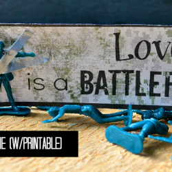 love is a battlefield feature