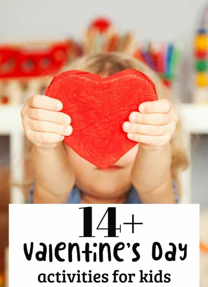 More than 14 Valentine's Day activities for kids