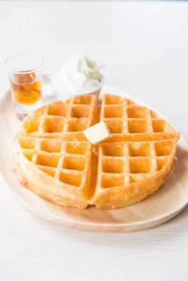 the Best Gluten Free Waffles