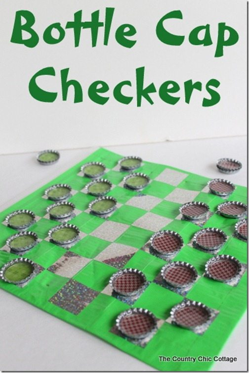 bottle cap checkers-005