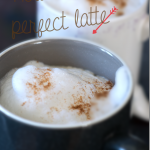 This tutorial for how to make a latte uses a stove top espresso maker.