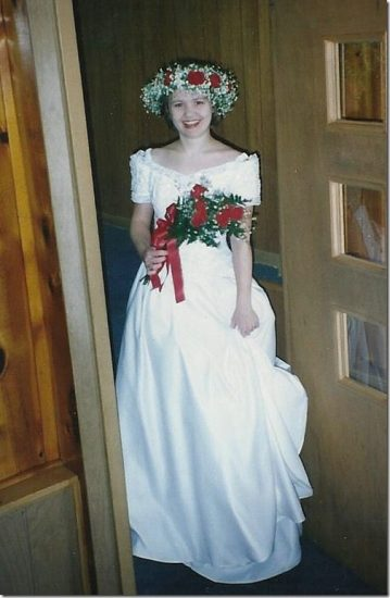 Would you still choose your wedding dress?