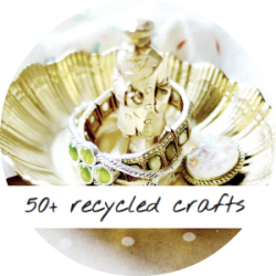 50 recycled crafts