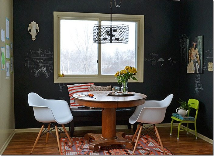 Decorating a dining room in an eclectic casual style for Dining room design questions