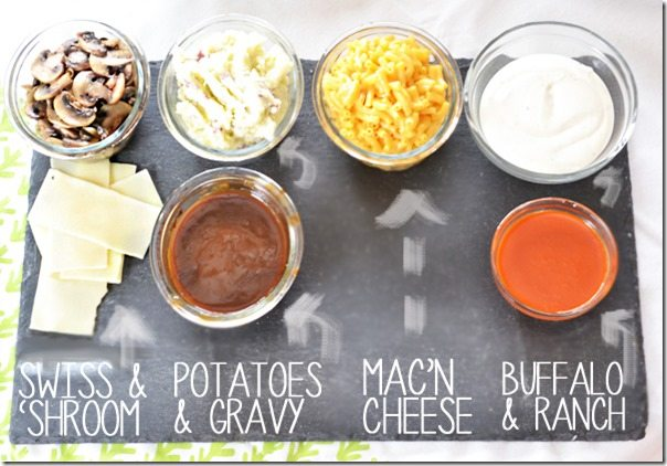 hotdog toppings to try!