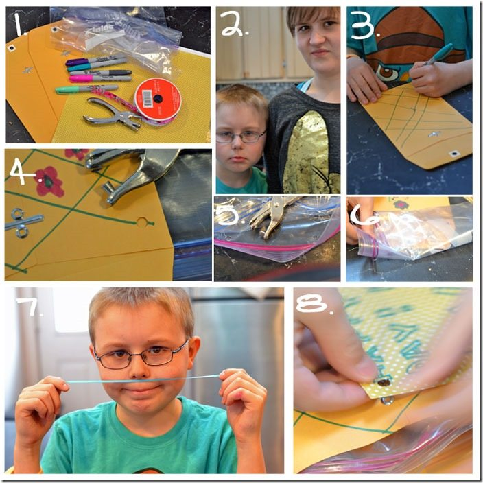 How to make a May Day envelope