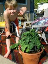 raising children that love the outdoors.