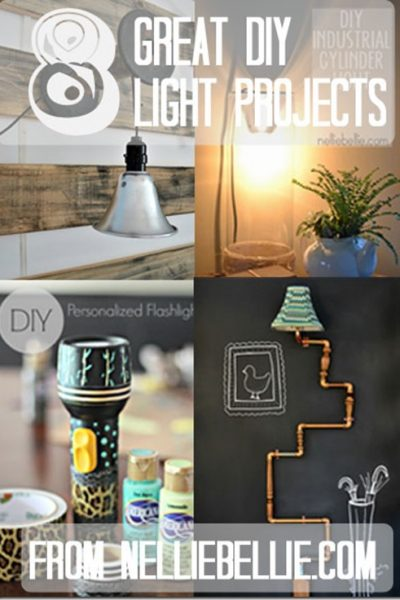 8 Fantastic DIY lights