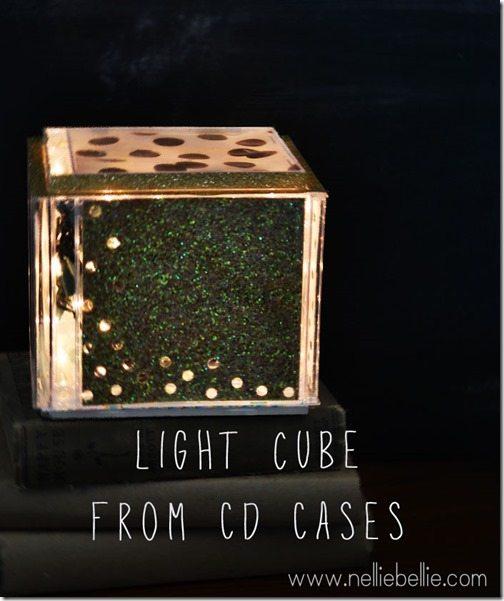 diy light cube