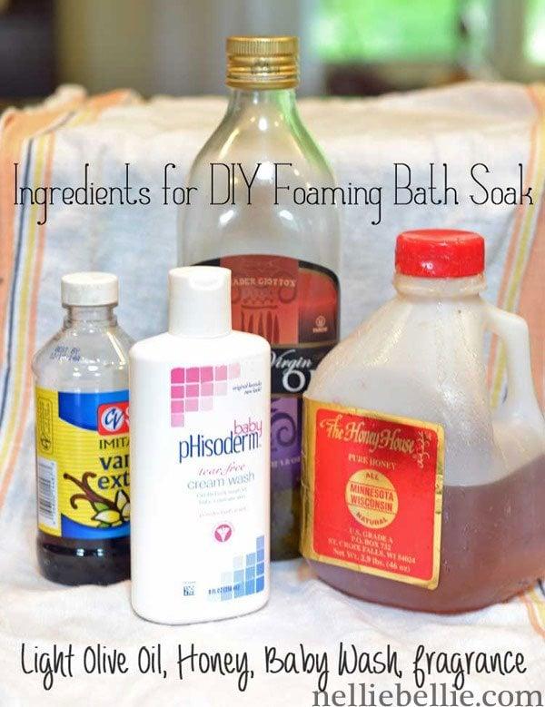 Homemade Bath Soak Quick And Easy A Tutorial