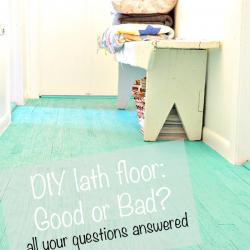 lath-floor