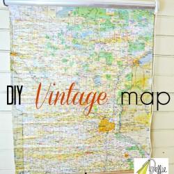 diy map tutorial