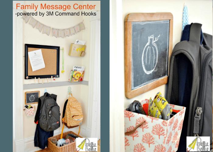 message center featured