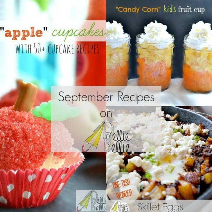 september recipes