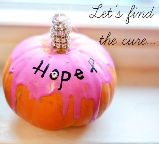 breast cancer awareness pumpkin2