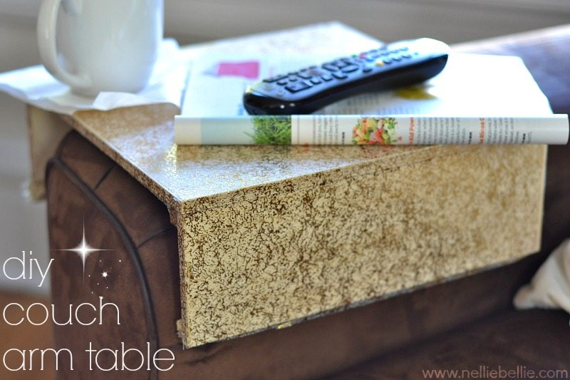 diy couch arm table2