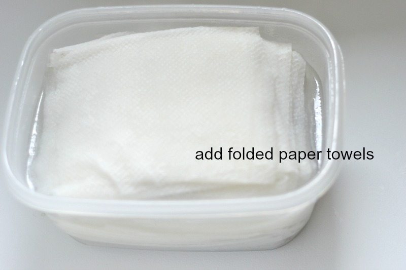 Homemade Facial Wipes From Nelliebellie