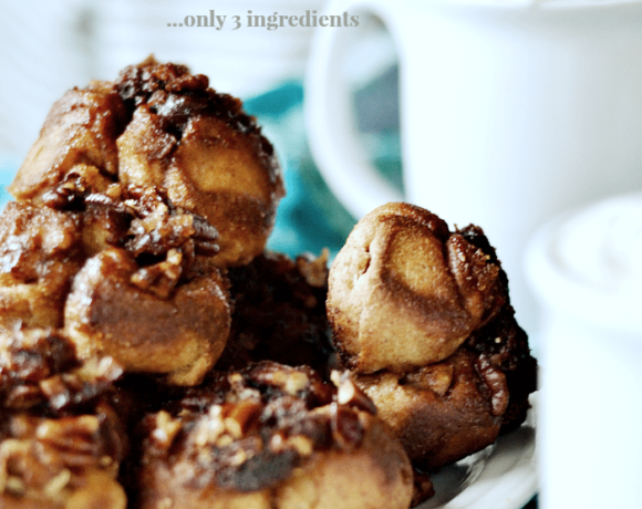 Lazy Baker cinnamon buns are fast & easy using purchased dough.