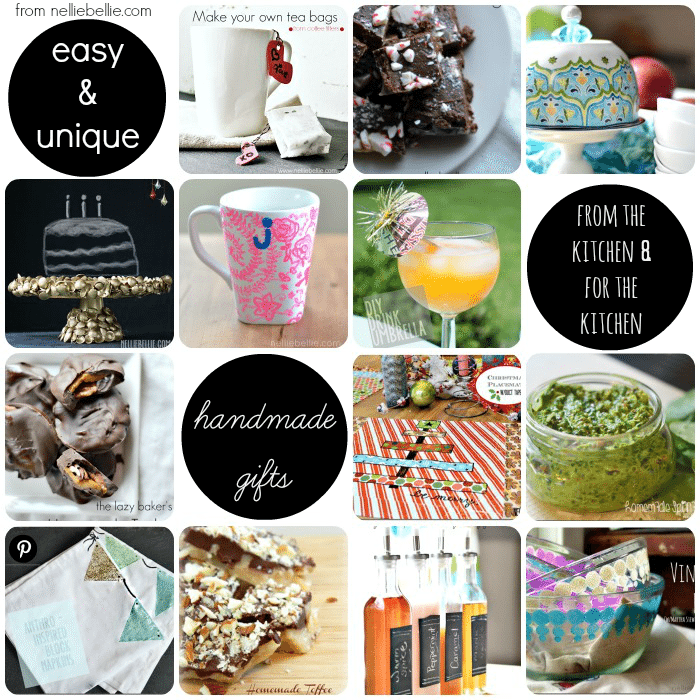 gift ideas for & from your kitchen