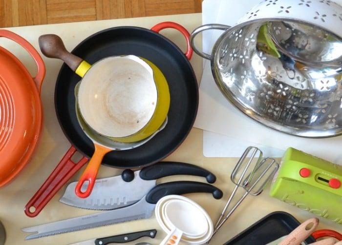 cast iron pans kitchen essentials