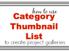 category thumbnail list featured