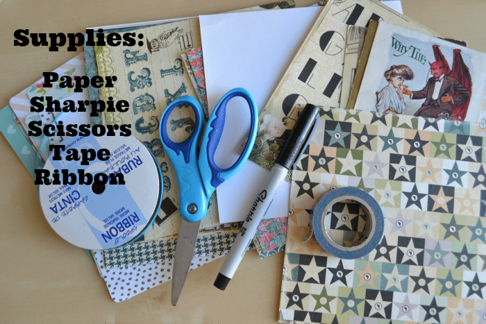 supplies to make your own envelope