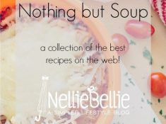 Nothing but soup; a collection of some of the best soup recipes we've ever found!