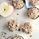 These delicious apple oatmeal muffins use fairly simple ingredients. from nelliebellie.com | 5 muffin recipes.